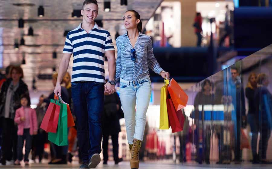 sintomas de viciado em compras