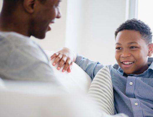 conversa sobre sexo com filho