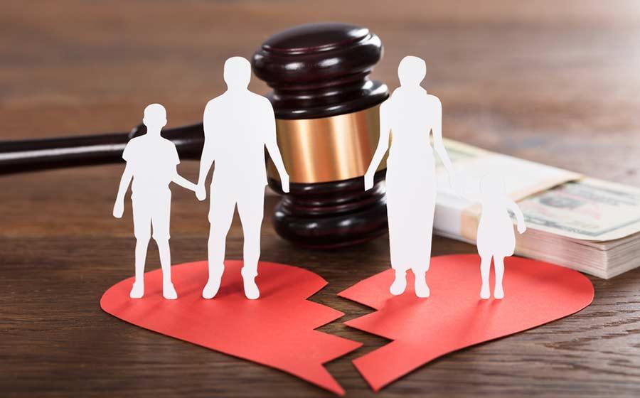 divórcio e filhos