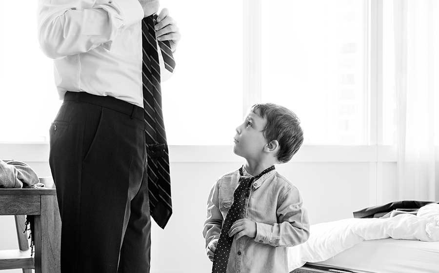 formação do caráter infantil