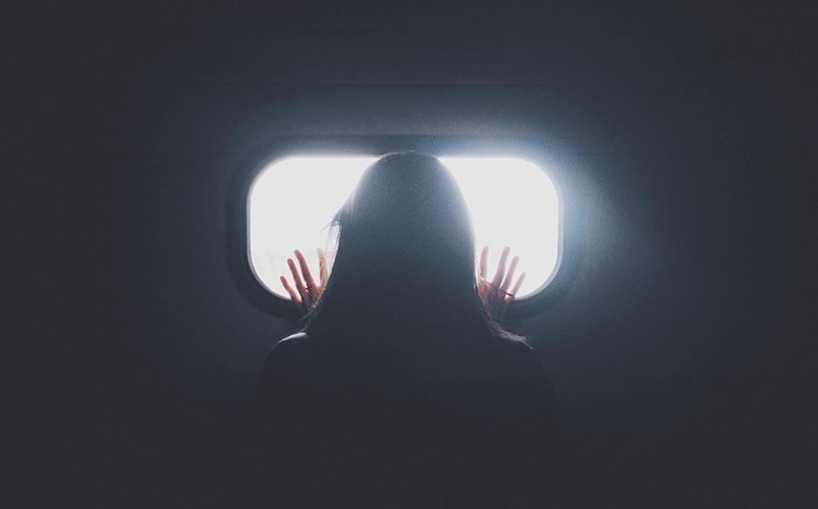 medo de ficar em lugar fechado