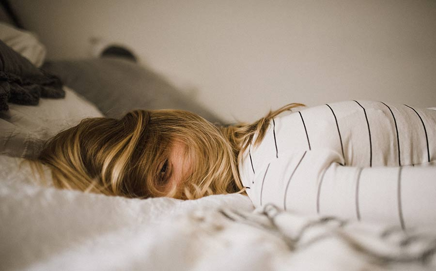 insônia causa ansiedade