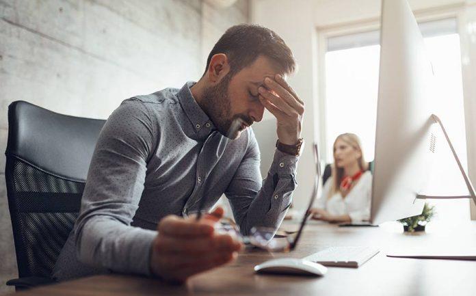 burnout e estresse diferenças