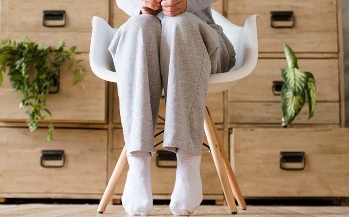 síndrome das pernas inquietas