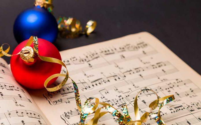 escutar música de natal