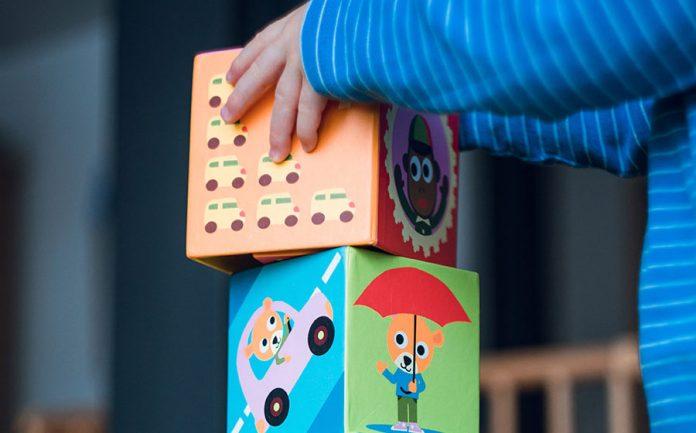 brinquedo para autista