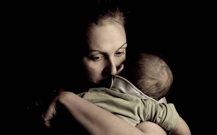 sinais da depressão pós-parto