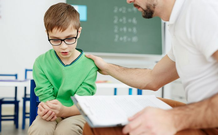 sintomas de transtorno de comportamento infantil