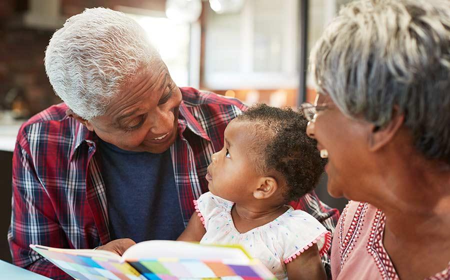 A Relação Entre Avós E Netos Auxilia Na Saúde Mental De Ambos