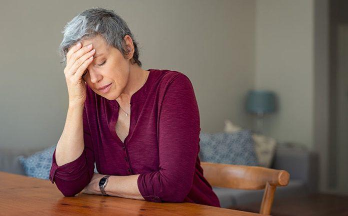 o impacto psicológico da menopausa
