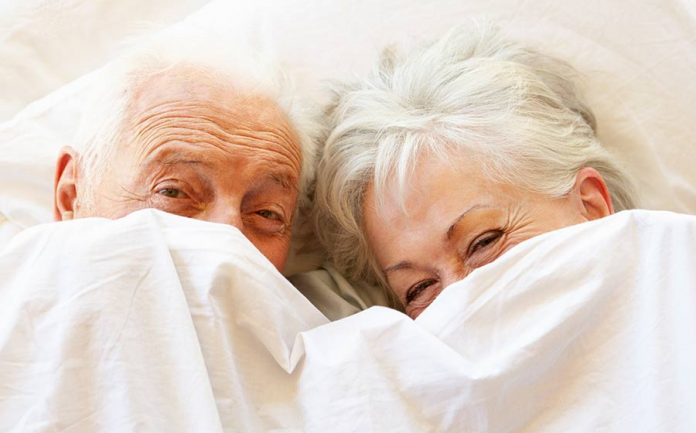 vida sexual de idoso