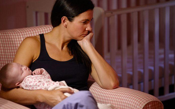 depressão depois do parto